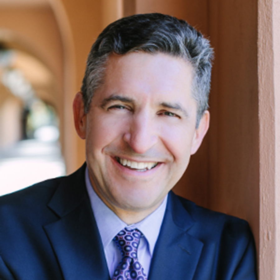 Mark Stuart, President & CEO of The San Diego Foundation